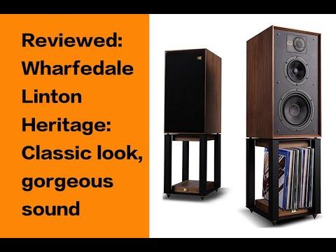 External Review Video m5l_LAybeaw for Wharfedale Linton Heritage Bookshelf Loudspeaker