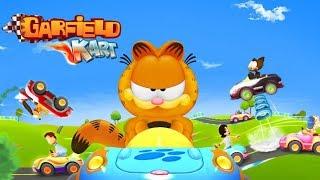Garfield Kart Furious Racing Lasagna Cup No Commentary Walkthrough Gameplay