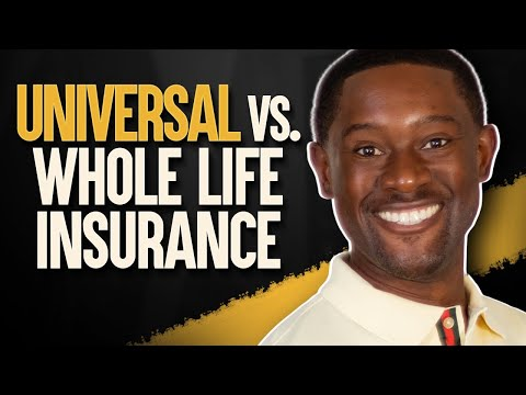 What is the Difference of Universal vs Whole Life Insurance? | Wealth Nation
