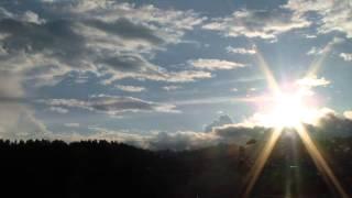 Trentemøller - Miss you [Neus Remix] (Cloudy Sunset Timelapse)
