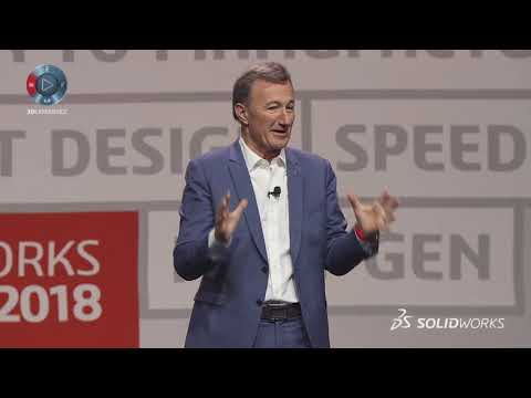 SOLIDWORKS World 2018 Day 1 Highlights