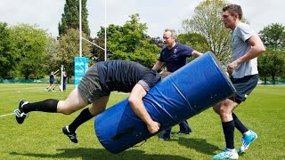England Rugby's Ultimate Fitness Session