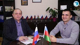 Интервью c заведующим Лабораторией россиеведения в Азербайджанском университете языков Мамедом Алиев
