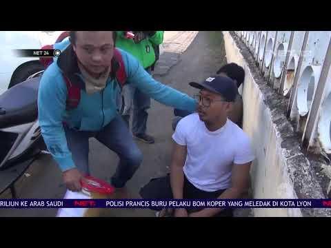 Detik-detik Penangkapan Bandar Narkoba yang Masih Berstatus Mahasiswa - NET24