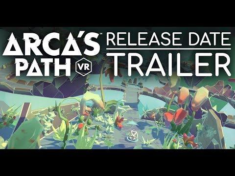Arca's Path VR :: Controller-free VR adventure Arca's Path