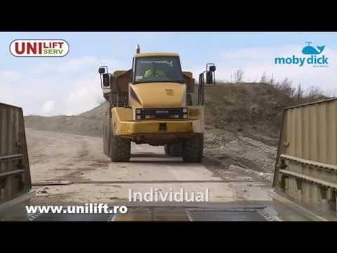 Sisteme de spalare curatare roti si camioane Moby Dick