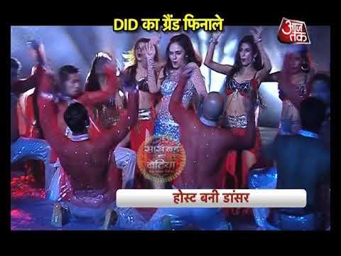 DID Grand Finale -Amruta Khanvilkar sizzling DANCE