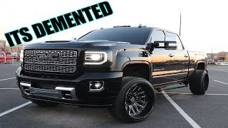 HP TUNED L5P DURAMAX FROM HELL! SOUNDS UNREAL!