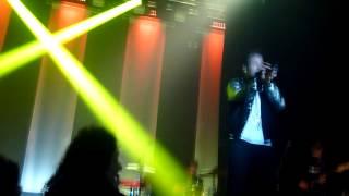 Love Is War - Joe McElderry - Burnley, Evolution Tour