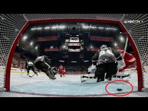 NHL 17 FIX YOUR GAME ep 2 - GLITCH WRAP Goal