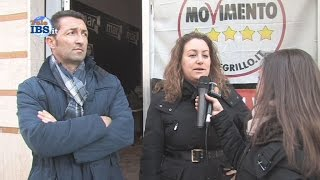 preview picture of video '2015-02-07 Al Meetup di Mazara del Vallo l'On. Cancelleri e L'On. Tancredi'