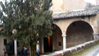 preview picture of video 'Gallese 8 dicembre Immacolata processione banda musicale san famiano'