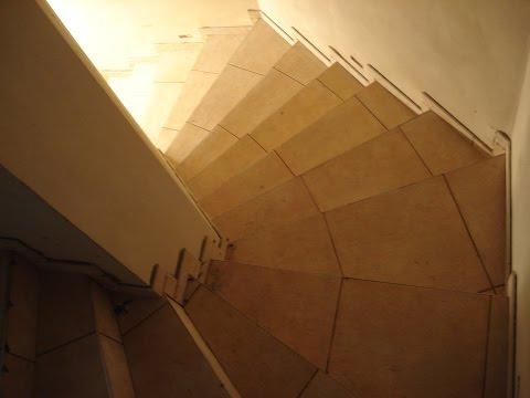 Wendeltreppe - Stiegenhaus - Treppe