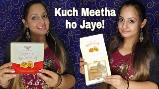 Ajj Kuch Mitha ho jaye Ft. Chocholik Turkish Baklava Sweet/ Baklava sweet Review / Turkish sweet
