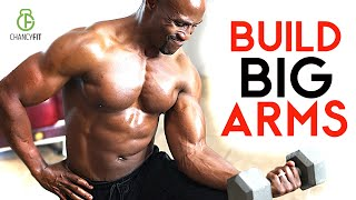 HOW TO GET BIG BICEPS | HOW TO BUILD BIG ARMS