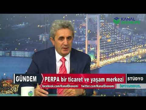 Başkan Hasan Sezgin Kanal Ekonomi'de