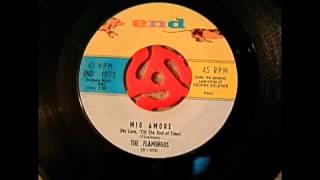 The Flamingos - Mio Amore 45 rpm!
