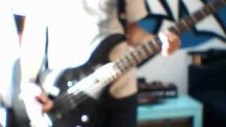 Anti-Flag - Good and Ready - Bass Cover