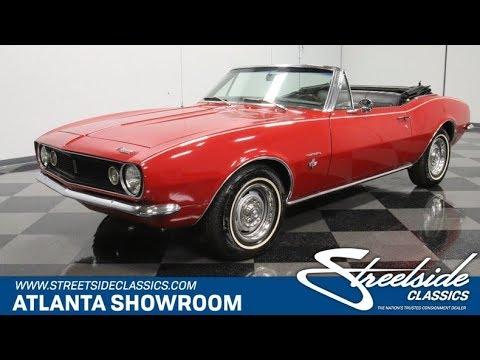 Video of '67 Camaro - QEF2