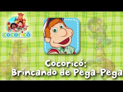 Video of Cocoricó: Brincar de Pega-pega