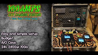 Easy DIY Charging Station and Field Charging for lipo, FPV, RC, DJI and more