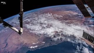 Time Lapse : Earth seen from Space : Planet Earth Seen From The ISS