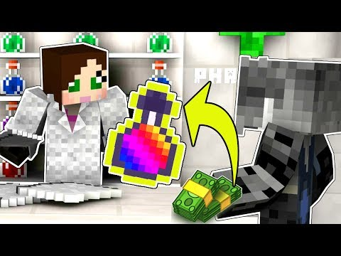 , title : 'Minecraft: HOW TO BECOME A SCIENTIST!!! (CRAFT POTIONS & TIME TRAVEL!) Custom Map'