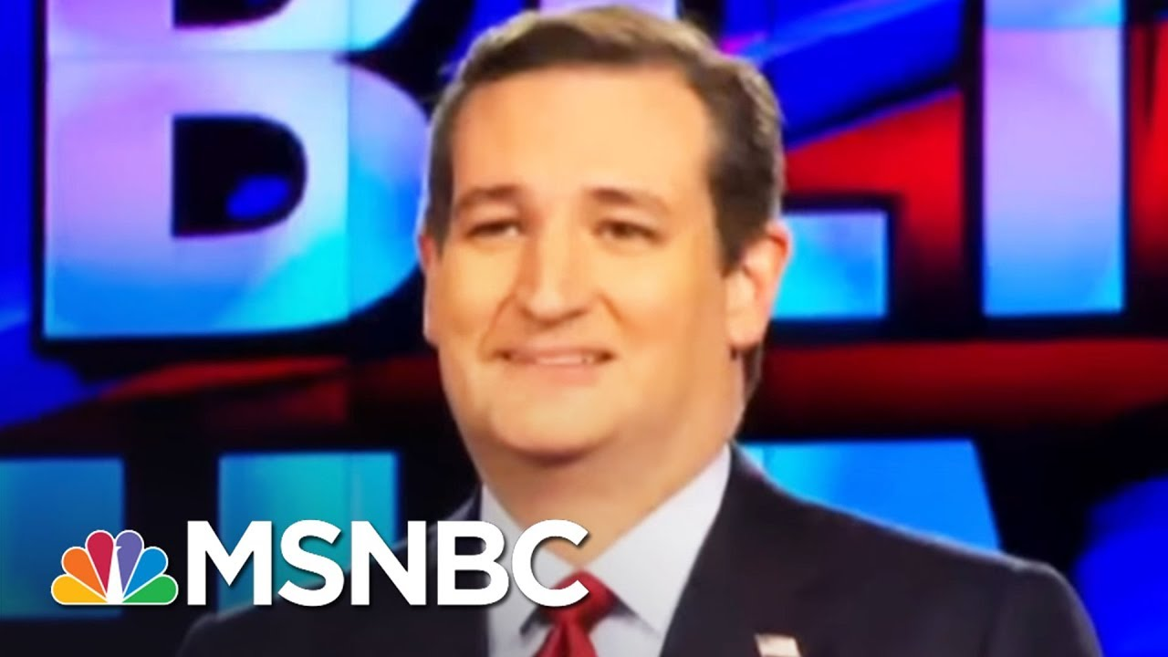 Ted Cruz Aide Backs Inquiry Of Russian Meddling In GOP Primary | The Beat With Ari Melber | MSNBC thumbnail