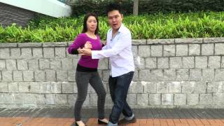 Salsa Cubana 2015 and Exhibela Salsa Move Explanation and Demo