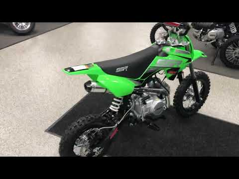 2021 SSR Motorsports SR110DX in Coloma, Michigan - Video 1