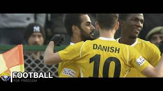 Real Kashmir FC - Football For Freedom