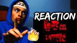 (REACTION) Fuego, Duki - Sigo Fresh (Audio)