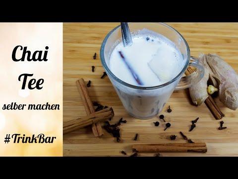 klassischer Chai Tee selber machen - Rezept - Trinkbar