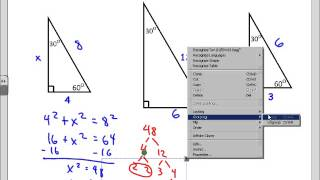 8 2 Special Right Triangles 2014