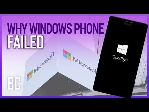 Why Windows Phone Failed - And How They Could've Saved It