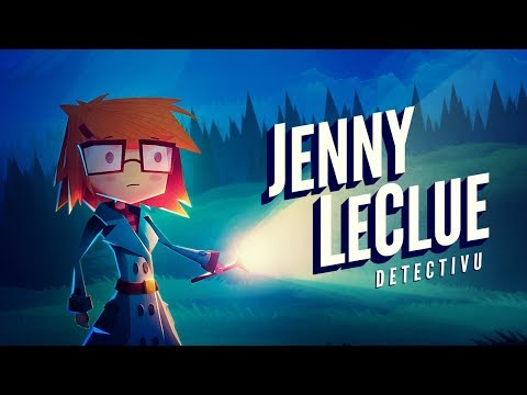 Jenny LeClue - Detectivu - Pax East Gameplay Trailer thumbnail