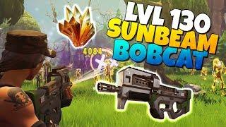 LVL 130 BOBCAT Assault Rifle IS IT GOOD? | Fortnite Save The World