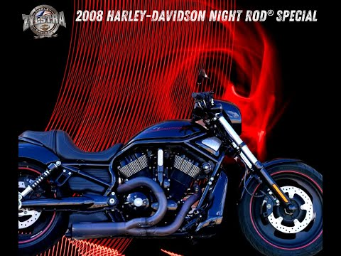 2008 Harley-Davidson Night Rod® Special in Ames, Iowa - Video 1