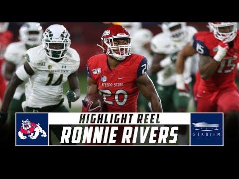 Ronnie Rivers Top Plays Through Week 11 (2019)   Stadium
