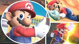 Super Smash Bros Ultimate New Trailers - Mario Invites Characters Around The World to SMASH