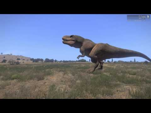 Someone Finally Put Dinosaurs In ArmA!