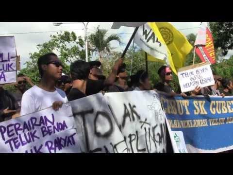 Video Lagu Bali Tolak Reklamasi