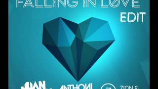Juan Magan Feat Zion  Lennox - Falling in Love (Anthoni Moya Edit)