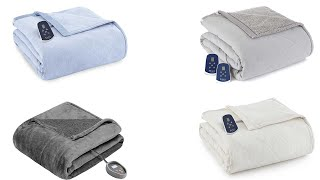 Best Electric Blanket | Top 10 Electric Blanket for 2020-21 | Top Rated Electric Blanket