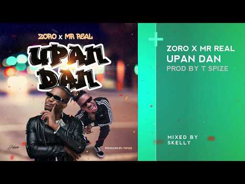 Zoro Ft Mr Real - Upandan 'Movement' (Produced by T'Spize)