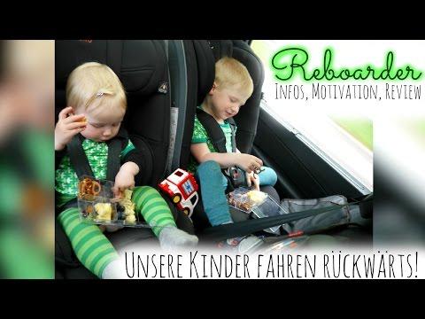 Unsere Autositze | REBOARDER | #Fragenfreitag