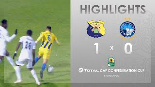 CC CAF : Paradou A.C 1-0 Enyimba