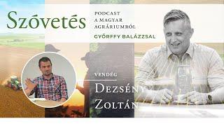 Dezsény Zoltánnal a zöldségközösségekről - Szóvetés 2. évad 11. epizód
