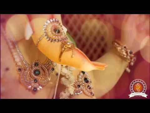 Akshay Mahadik Home Ganpati Decoration Video