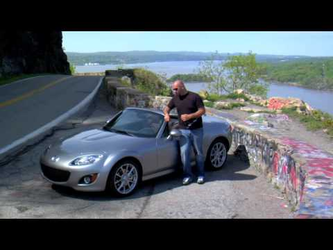 Mazda MX-5 Bear Mountain Drive Review